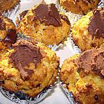 recette Muffins orange-chocolat