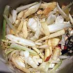 recette Salade de fenouil et pomme