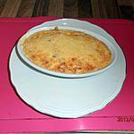 recette gratin aux lardons fumé et mascarpone