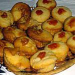 recette Muffins à la confiture de potiron et d 'oranges.