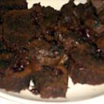 recette Gateau au chocolat et griottes..
