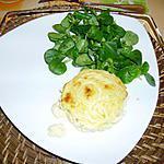 recette flan aux asperges