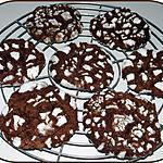 recette Cookies givrés