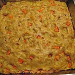 recette Gâteau carottes et ananas
