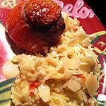 recette Risotto aux poivrons a l'Actifry !