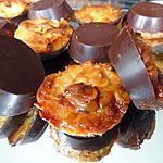 recette croustillants choco-amandes