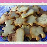 recette Biscuits au gingembre confit