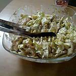 recette Salade d'escalopes de dinde