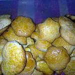 recette biscuits à la fleur d'oranger