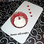 recette Les cupcakes Saint Valentin de maman !