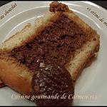recette Charlotte au chocolat et crème de marrons