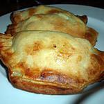 recette Chaussons à la fondue de poireaux