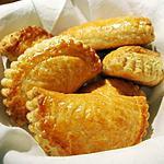 recette Mini chaussons aux pommes sautées et crème de marrons...