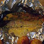 recette filet de saumon en papillotte