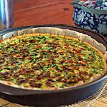 recette Quiche aux épinards