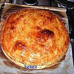 recette galette des rois aux dattes