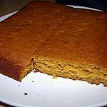 recette Pain d'épices à la crème aigre