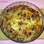 recette Gratin de brocoli et choux-fleur