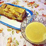 recette pain perdu a l'orange et cannelle