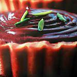 recette Les tartelettes chocolat-pistache