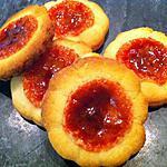 recette Biscuits à la fraise Tagada ®