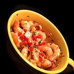 recette Salade de Crevettes épicée à la Thaï !