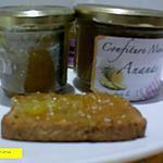 recette CONFITURE D ANANAS VANILLE
