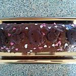 "Hello kitty : recette buche ""hello kitty"""
