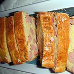 recette le cake hot dog de sophie dudemaine