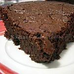 recette moelleux au chocolat au micro-onde