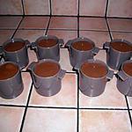 recette Mousse au chocolat au lait  bonne maman
