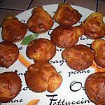 recette Muffins au saumon