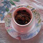 recette Tourte de Pompadour au canard confit