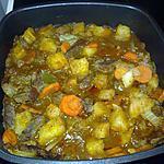 recette Aloyau braisé aux légumes