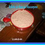 recette rillette de thon au mascapone