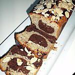 recette Marbré chocolat praliné