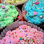 recette Les cupcakes