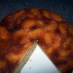 recette Gâteau caramélisé aux poires, moelleux et fondant