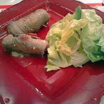 recette Picatta de veau, mozzarella et tomates séchées