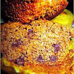 recette Petits gâteaux au maïs et chocolat