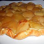 recette tarte pommes tatin super facile