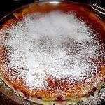 recette Clafoutis aux cerises et amaretto
