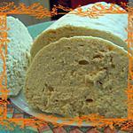 recette Boudin blanc DUKAN à la dinde & au tofu soyeux,PHASE PP