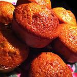 recette Muffins Vanille aus Pépites de Chocolat