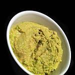 recette Hummus verde !
