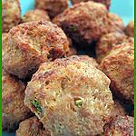 recette Polpette (boulettes de viande Italiennes)