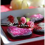 Biscuits au chocolat de la st-valentin