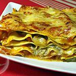 recette Lasagnes à la parisienne… la lasagne monte à Paris !