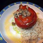 recette tomate farcie maison