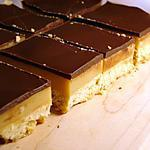 recette Plaisirs caramel/pralinoise